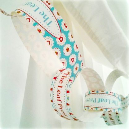 personalised wedding paper chains