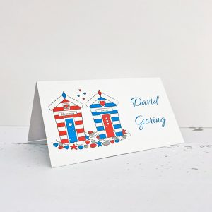 seaside themed wedding place names