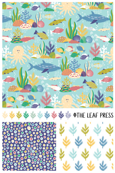 I See the Sea by The Leaf Press