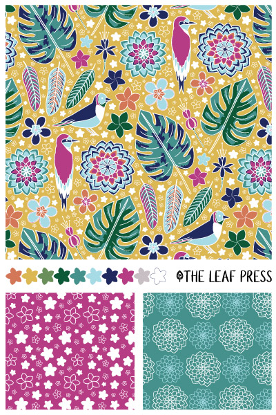 Fun in the Foliage by The Leaf Press