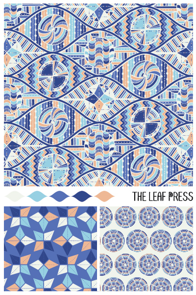 visionary vibes by the leaf press