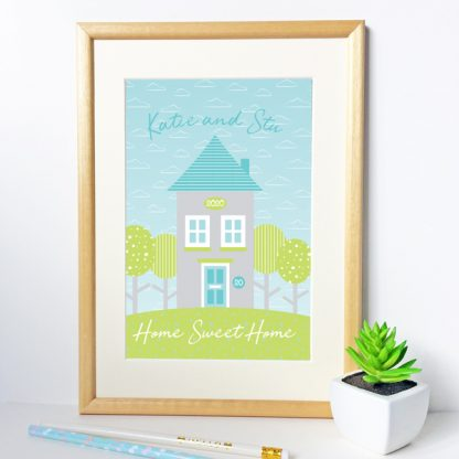 new home gift picture