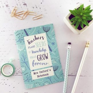 teaching quote notebook